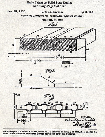 lilienfeld_patent