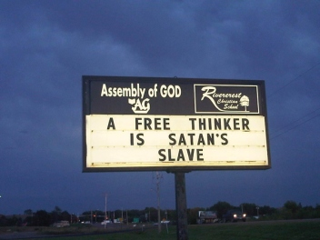 free-thinkers