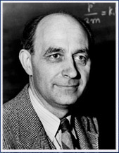Enrico Fermi. Credit: U.S. Department of Energy, Historian's Office. This image is in the Public Domain.