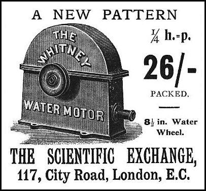 water-motor
