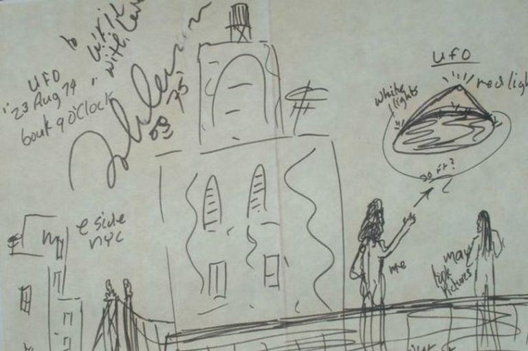 Lennon-sketch