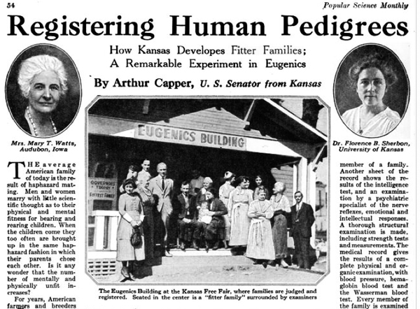 Eugenics - Popular Science