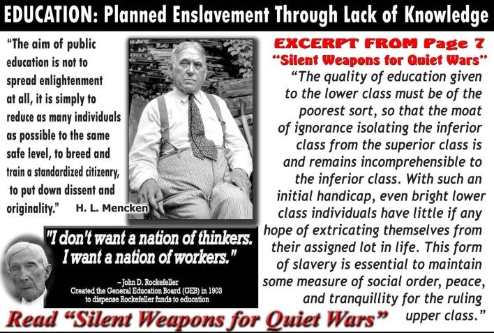 planned-enslavement