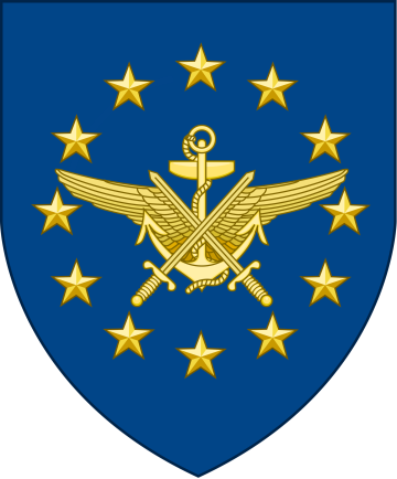 european defence flag