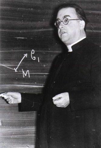 Georges Henri Joseph Édouard Lemaître