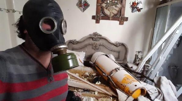 Douma chemical attack
